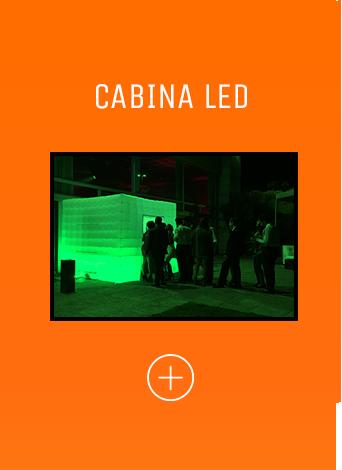 CABINA LED