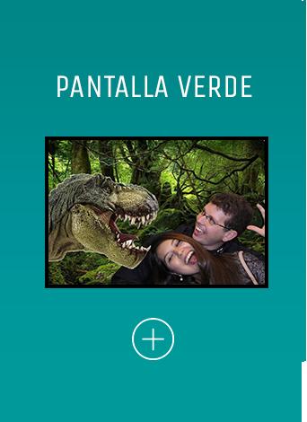 PANTALLA VERDE